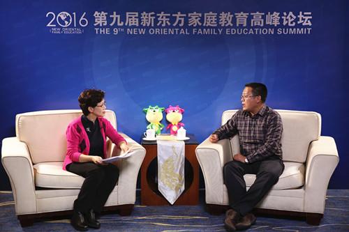 新东方专访潘光伟,云南省教育厅德育处、三生教育处处长