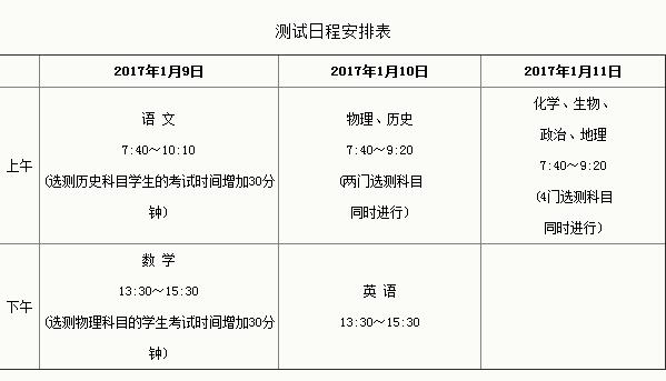2017南京高三一模时间