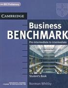 剑桥商务英语初级benchmark