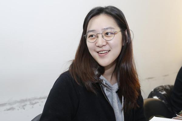 学员张芷若:为圆留学梦 再访新东方