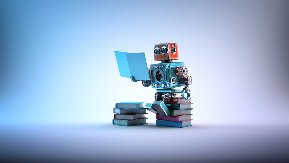Your robot teacher of the future未来的机器人老师