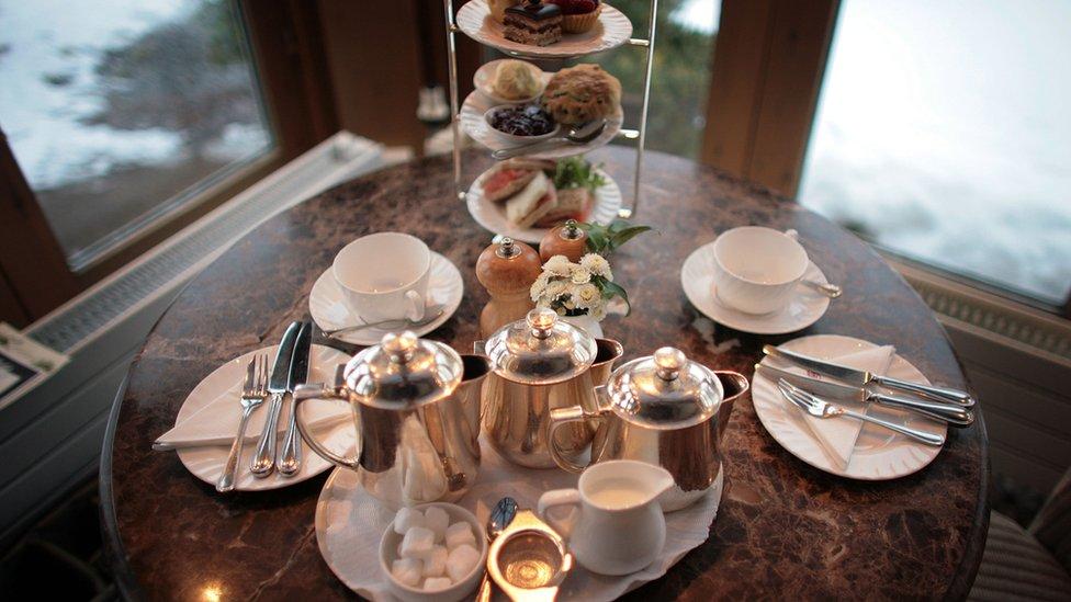 玩转英伦:科技时代的下午茶时光