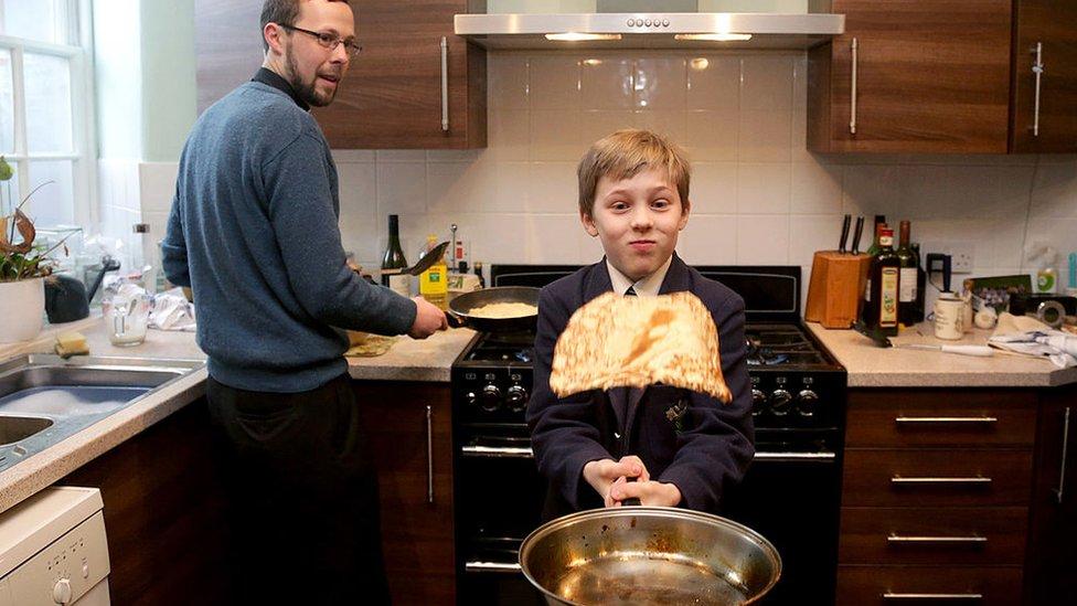 玩转英伦:煎饼,和它的魔力