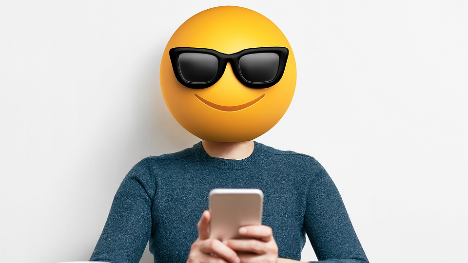 The rise of the emoji表情符号的兴起