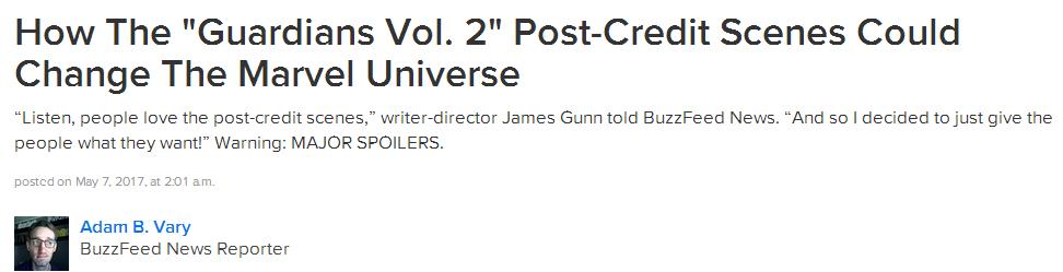《银河护卫队2》火爆登场 5个彩蛋网友大呼过瘾!