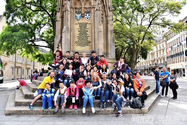 2017年国外游学夏令营费用