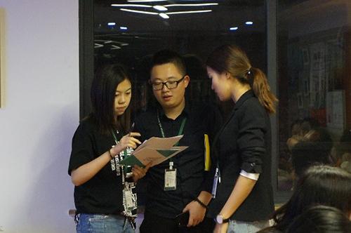 """新东方国际高中家长会""""杭外专场"""""""