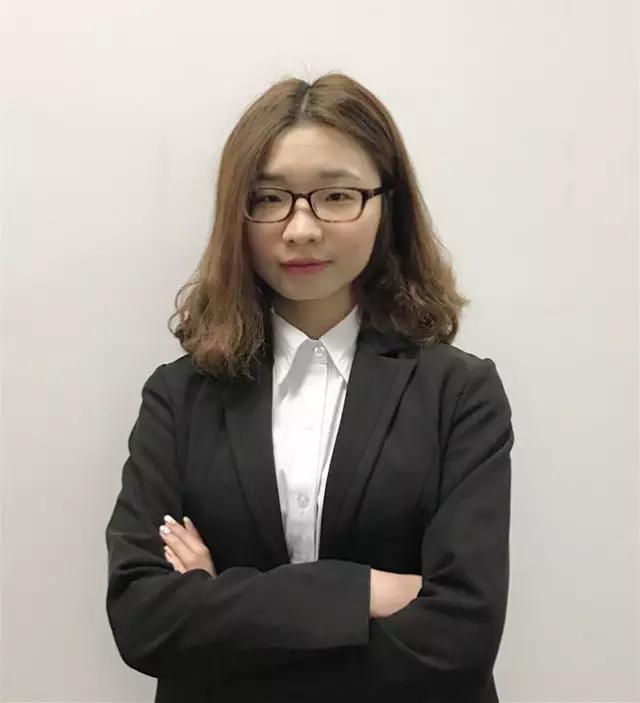 新东方最美学管——侯涵老师