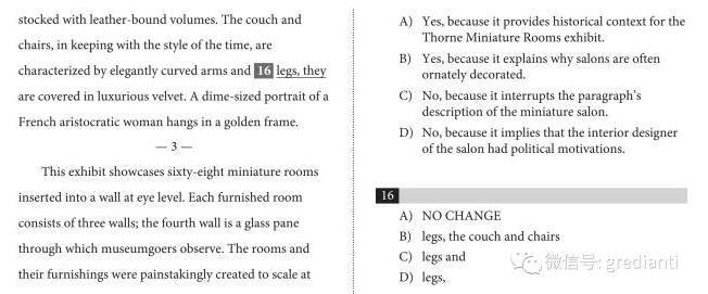 SAT语法之Comma Splice和Run-on的四种变体