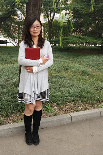 大二法学专业同学首考托福斩获106分