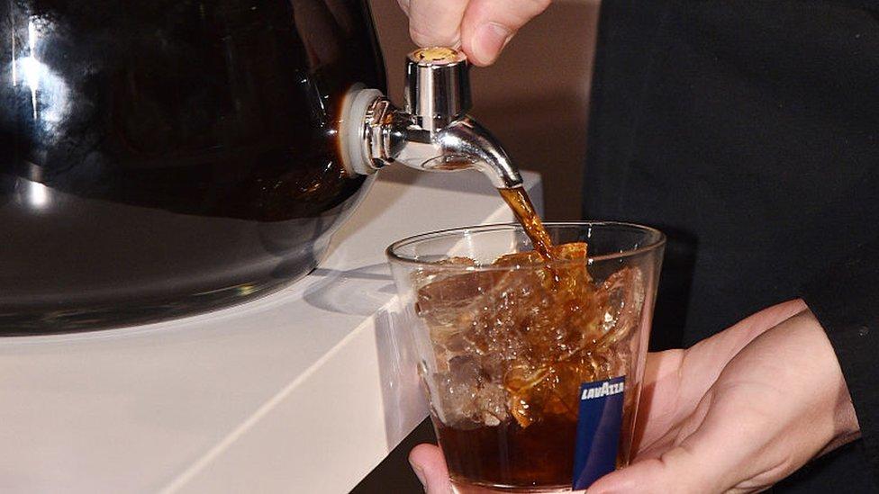 玩转英伦:看冷萃咖啡如何俘获千禧一代