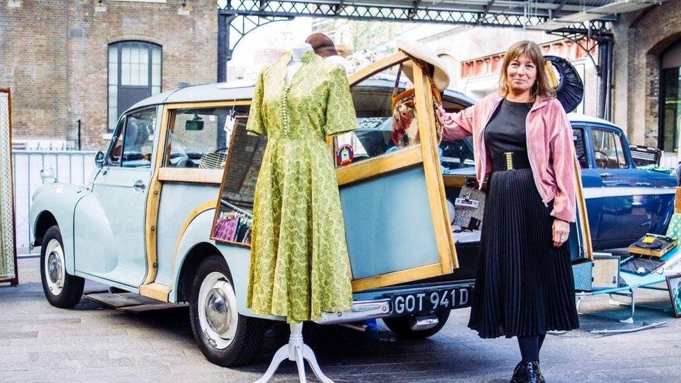 伦敦时尚:老爷车开来复古市集你知道吗