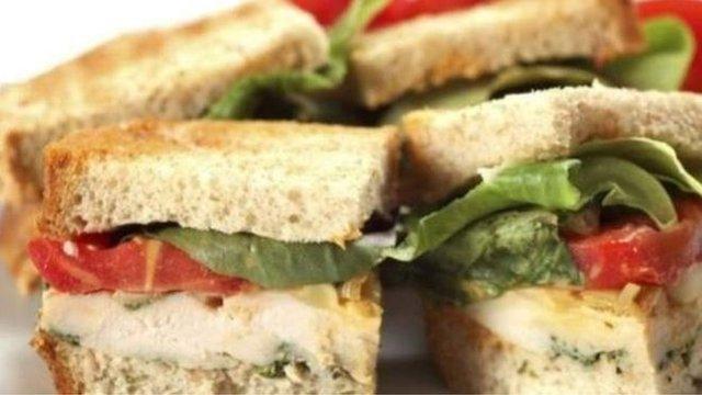 漫话英伦:你有小笼包 我有三明治?