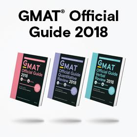 2018版GMAT官方指南(OG)正式发布