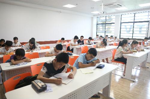 新东方富阳学校新校区