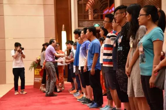 新东方中高考年度盛典
