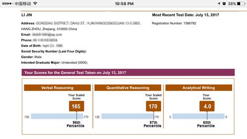 首战GRE335:考试没有捷径