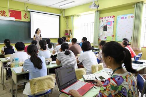 新东方王婷:创新英语,为学员创造更多可能