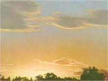 初中地理知识点高积云分类:荚状高积云相关简介