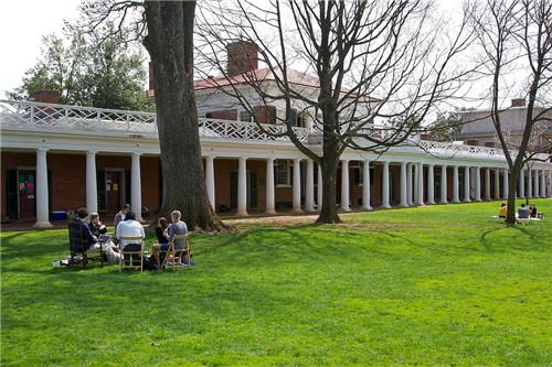 弗吉尼亚大学(University of Virginia)