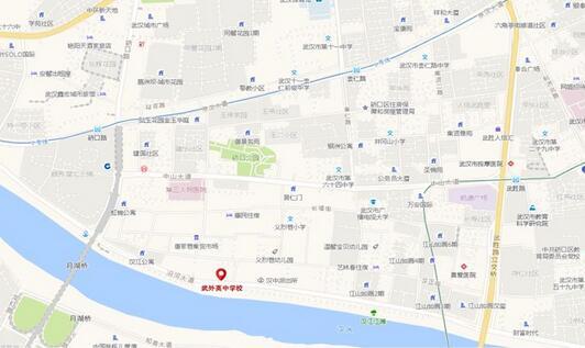 地址:武汉市硚口区沿河大道291号      地图:    编辑推荐