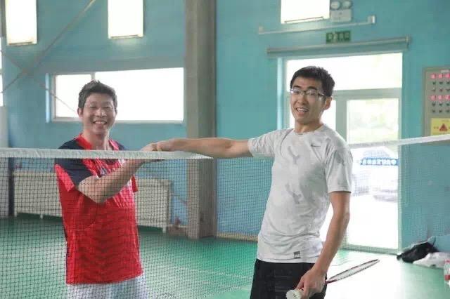 新东方2018财年在京机构羽毛球决赛之巅