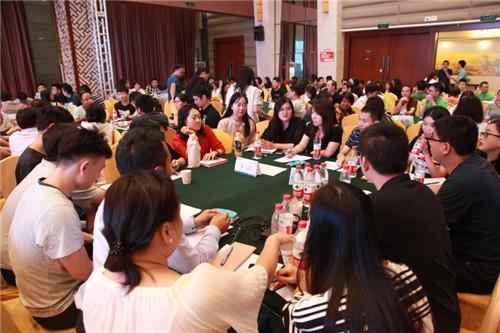 新东方2018财年全国信管网运教务客服联合会议在京隆重召开