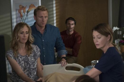 《实习医生格蕾》:第14季你需要知道的一些事