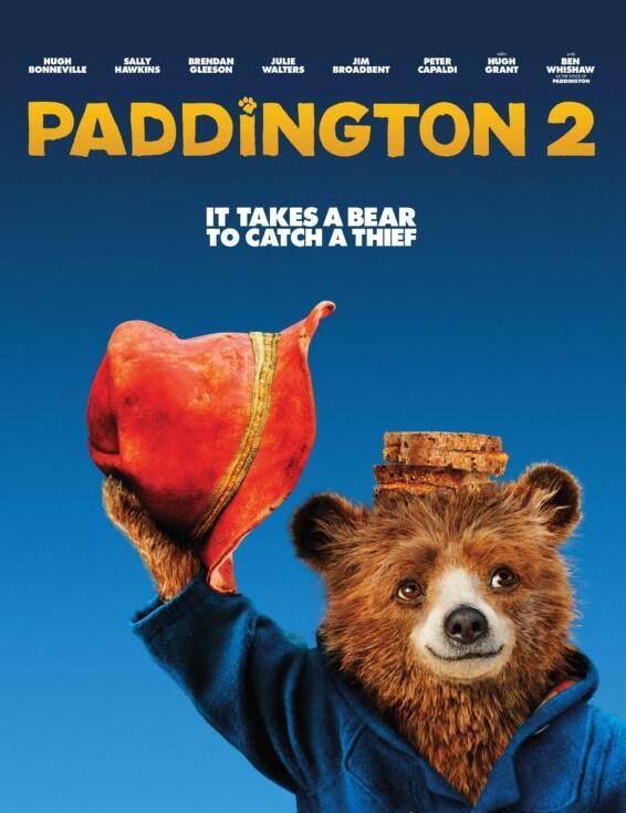 《帕丁顿熊2》新海报出炉