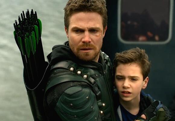 《绿箭侠》第六季预告:父子线将占据重要位置