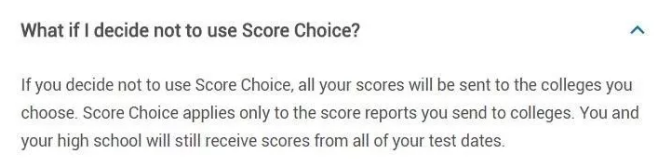 详解SAT考试送分政策 为申请季做准备