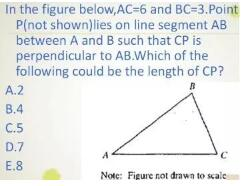 SSAT数学的复习备考方法和注意事项