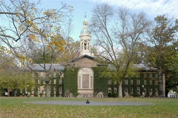 普林斯顿大学校园 周成刚摄