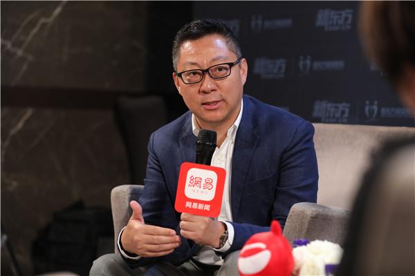 专访新东方教育科技集团CEO周成刚