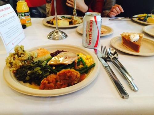 感恩节大餐