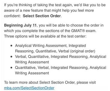 GMAT单选—实考760老师教你如何扬长避短