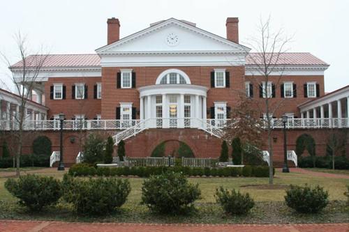 弗吉尼亚大学达顿商学院提供大量创业相关的课程
