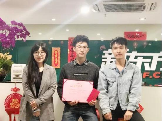 珠海一中•朱俊宇 | 写作7分学员,坚持优秀才更为优秀