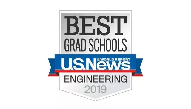 2019 U.S.news 美国大学排名