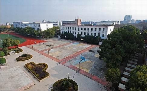 洪都中学教学楼