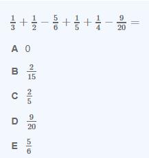 GMAT数学题型练习(914)