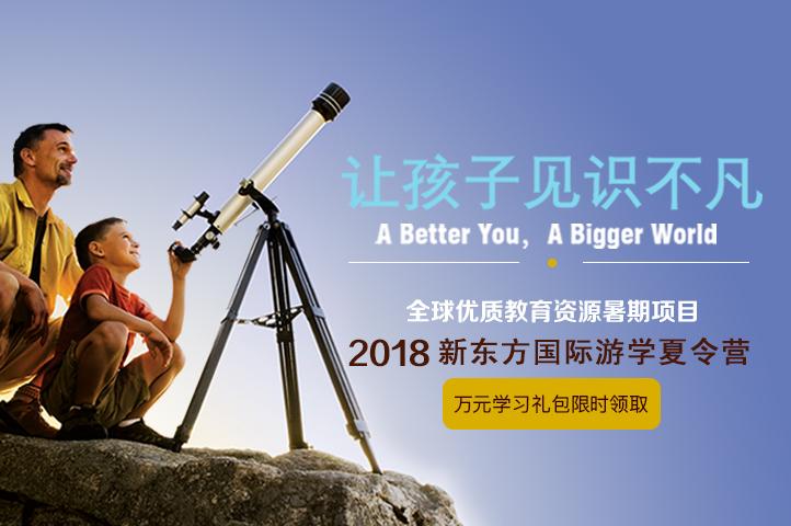 2018国际游学