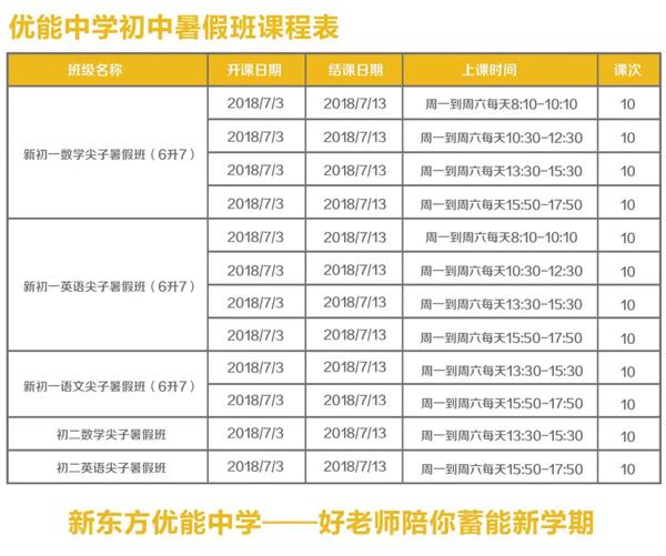 新东方连云港学校暑期班低至24元/小时