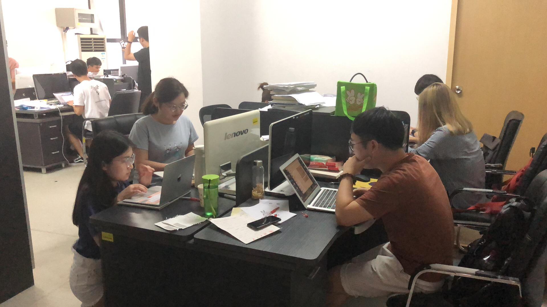 长沙新东方大学教研团队解析现场