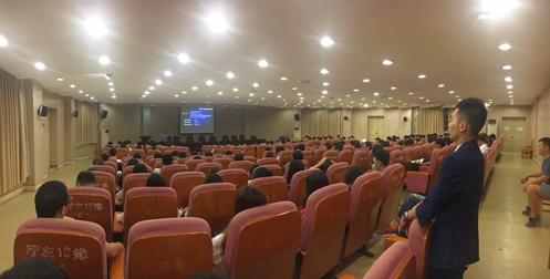 湖南工业大学 2017年9月 四六级讲座