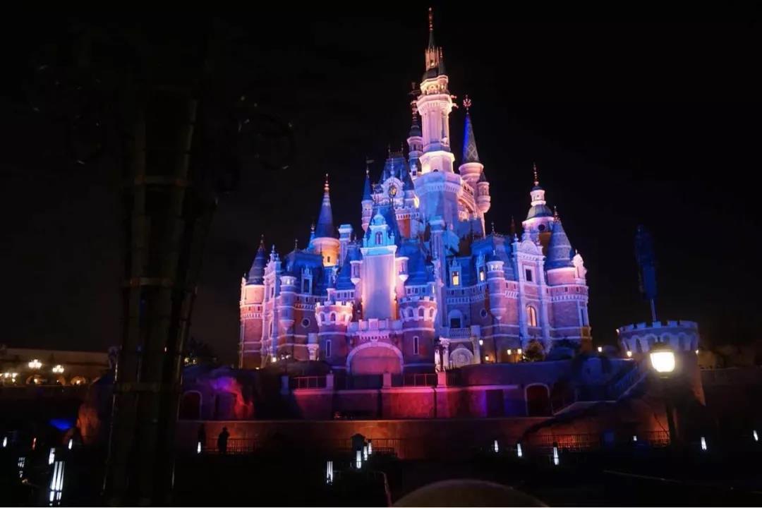 迪士尼变无人乐园