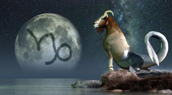 摩羯座的来源:你是鱼还是羊?