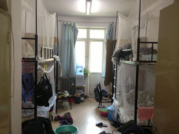 走进大学宿舍:北京大学