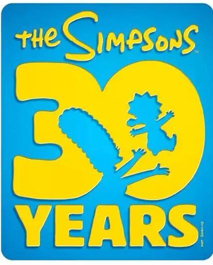 老牌动画《辛普森一家》第30季迎来新logo(双语)