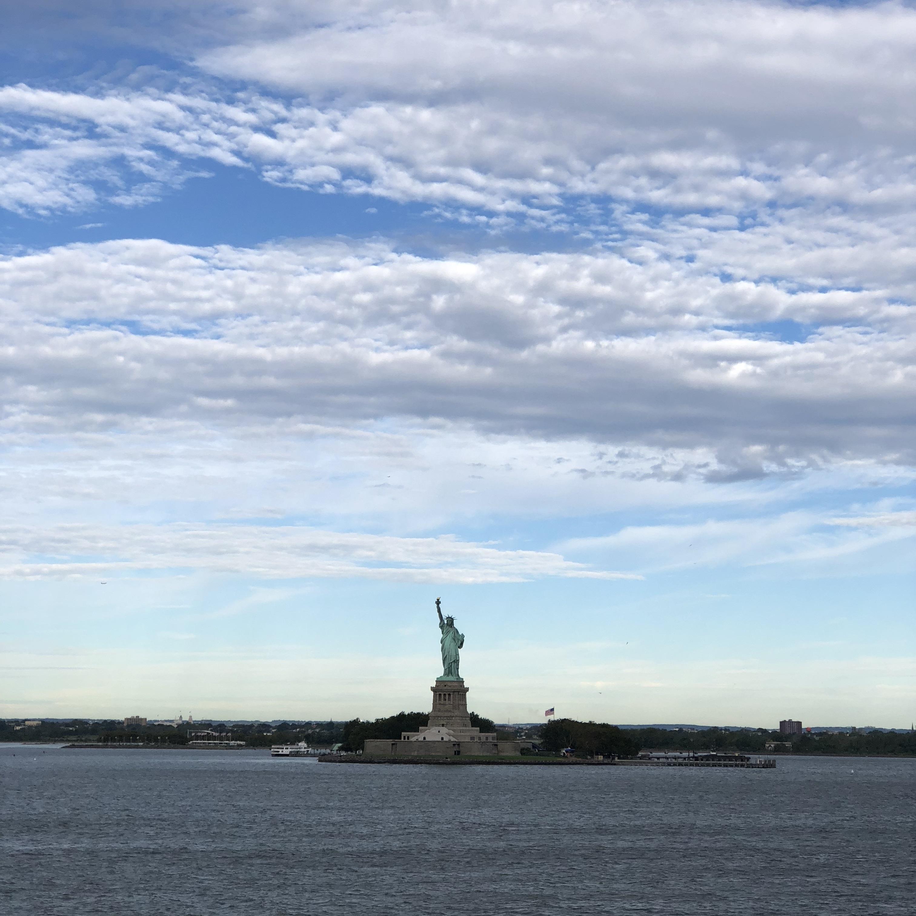 美国城市风景